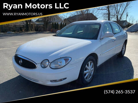2006 Buick LaCrosse for sale at Ryan Motors LLC in Warsaw IN