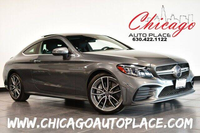 2020 Mercedes-Benz C-Class for sale at Chicago Auto Place in Bensenville IL