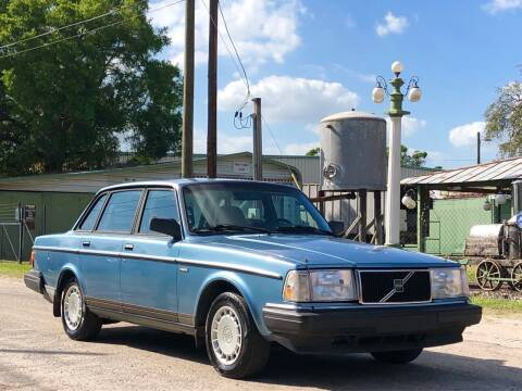 1993 Volvo 240 for sale at OVE Car Trader Corp in Tampa FL