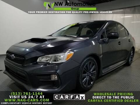 2018 Subaru WRX for sale at NW Automotive Group in Cincinnati OH