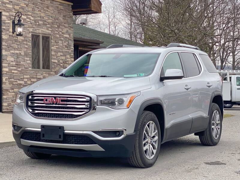 2017 GMC Acadia for sale at Griffith Auto Sales in Home PA
