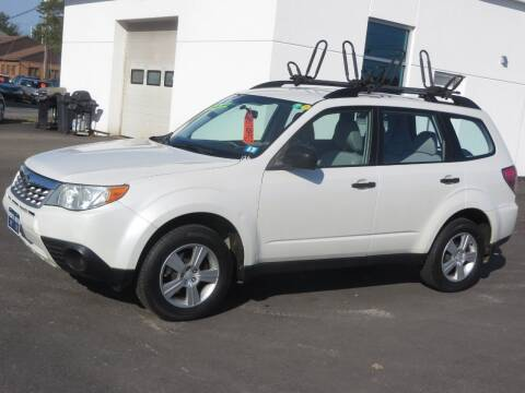 2012 Subaru Forester for sale at Price Auto Sales 2 in Concord NH