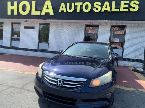2011 Honda Accord for sale at HOLA AUTO SALES CHAMBLEE- BUY HERE PAY HERE - in Atlanta GA
