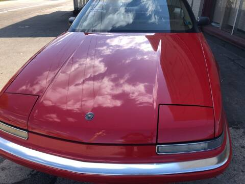 1988 Buick Reatta for sale at Berwyn S Detweiler Sales & Service in Uniontown PA