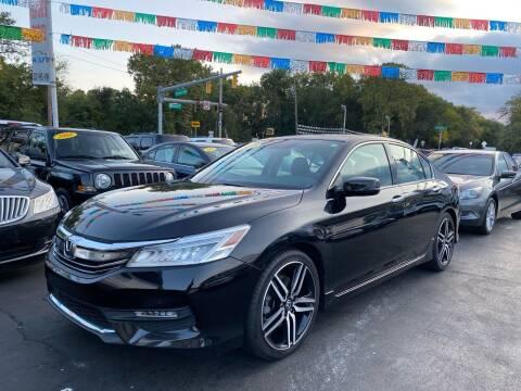 2017 Honda Accord for sale at WOLF'S ELITE AUTOS in Wilmington DE