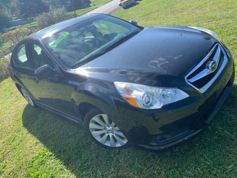 2012 Subaru Legacy for sale at Trocci's Auto Sales in West Pittsburg PA