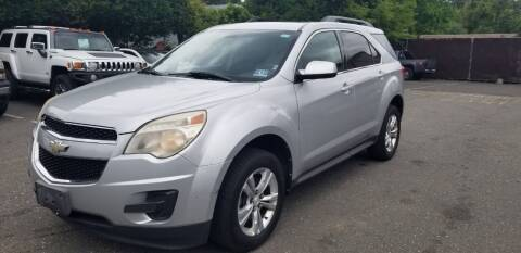 2010 Chevrolet Equinox for sale at Central Jersey Auto Trading in Jackson NJ