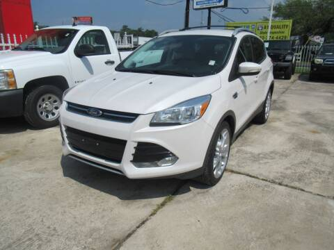 2016 Ford Escape for sale at Lone Star Auto Center in Spring TX