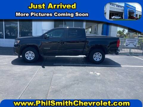 2019 Chevrolet Colorado for sale at PHIL SMITH AUTOMOTIVE GROUP - Phil Smith Chevrolet in Lauderhill FL