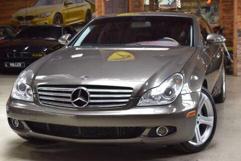 2007 Mercedes-Benz CLS for sale at Chicago Cars US in Summit IL