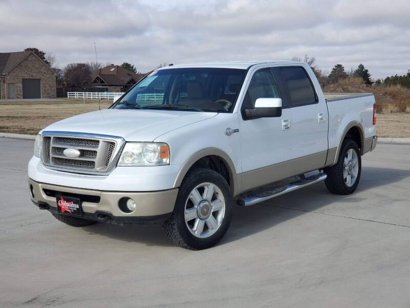 2008 Ford F-150 for sale at Chihuahua Auto Sales in Perryton TX