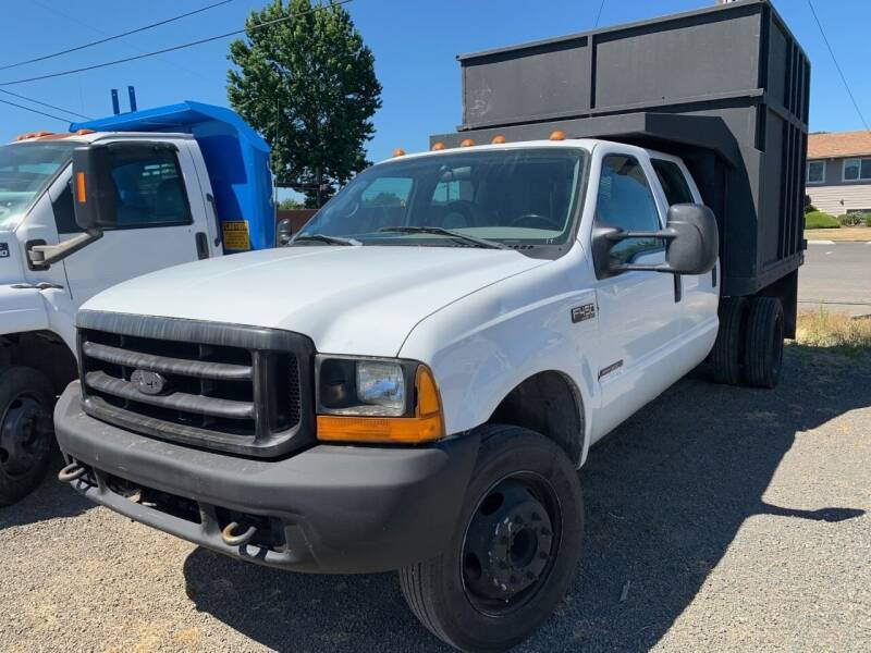 2000 Ford F-450 for sale at DirtWorx Equipment - Trucks in Woodland WA