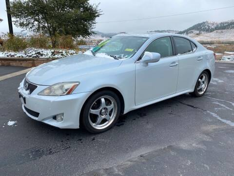 2007 Lexus IS 250 for sale at Big Deal Auto Sales in Rapid City SD