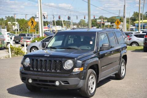 2015 Jeep Patriot for sale at Motor Car Concepts II - Kirkman Location in Orlando FL