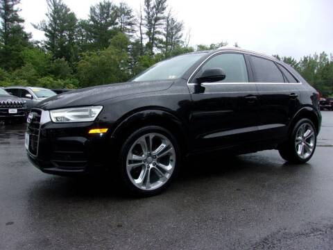 2017 Audi Q3 for sale at Mark's Discount Truck & Auto in Londonderry NH