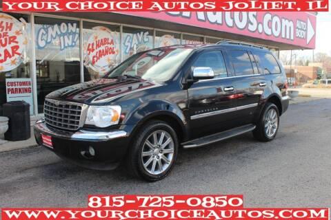 2007 Chrysler Aspen for sale at Your Choice Autos - Joliet in Joliet IL