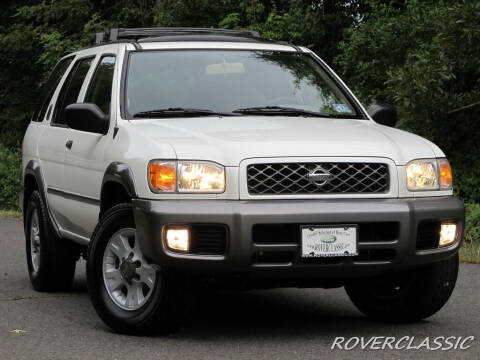 2001 Nissan Pathfinder for sale at Isuzu Classic in Cream Ridge NJ