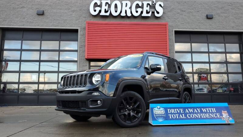 2016 Jeep Renegade for sale at George's Used Cars - Pennsylvania & Allen in Brownstown MI