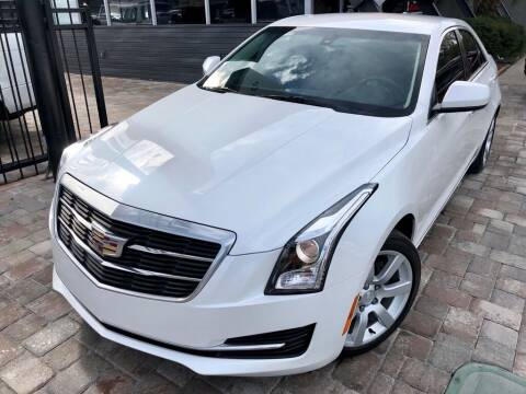 2016 Cadillac ATS for sale at Unique Motors of Tampa in Tampa FL