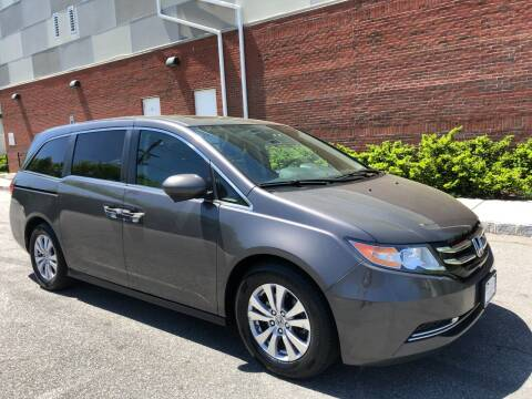 2015 Honda Odyssey for sale at Imports Auto Sales Inc. in Paterson NJ