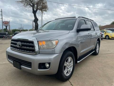 2008 Toyota Sequoia for sale at CityWide Motors in Garland TX