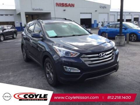 2015 Hyundai Santa Fe Sport for sale at COYLE GM - COYLE NISSAN - Coyle Nissan in Clarksville IN