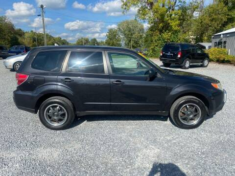 2010 Subaru Forester for sale at Tennessee Motors in Elizabethton TN