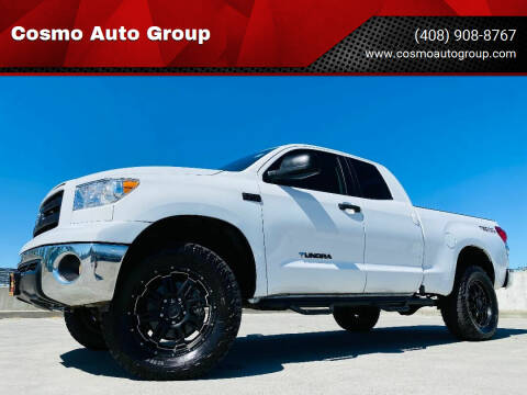 2013 Toyota Tundra for sale at Cosmo Auto Group in San Jose CA
