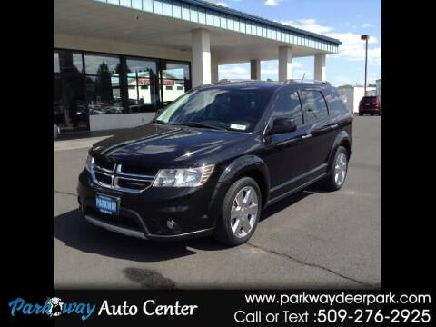 2012 Dodge Journey for sale at PARKWAY AUTO CENTER AND RV in Deer Park WA