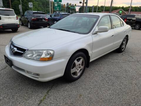 2003 Acura TL for sale at Car and Truck Exchange, Inc. in Rowley MA
