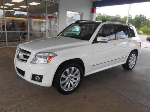 2012 Mercedes-Benz GLK for sale at Auto America in Charlotte NC