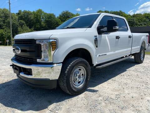 2018 Ford F-250 Super Duty for sale at RCD Trucks in Macon GA