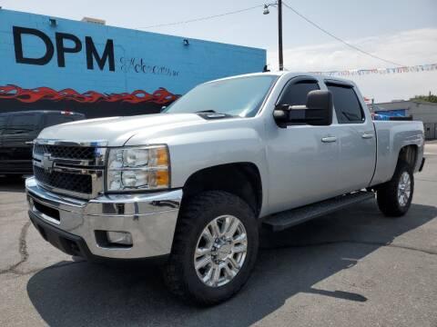 2014 Chevrolet Silverado 2500HD for sale at DPM Motorcars in Albuquerque NM