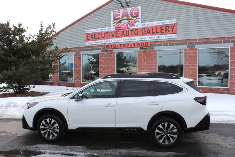 2020 Subaru Outback for sale at EXECUTIVE AUTO GALLERY INC in Walnutport PA
