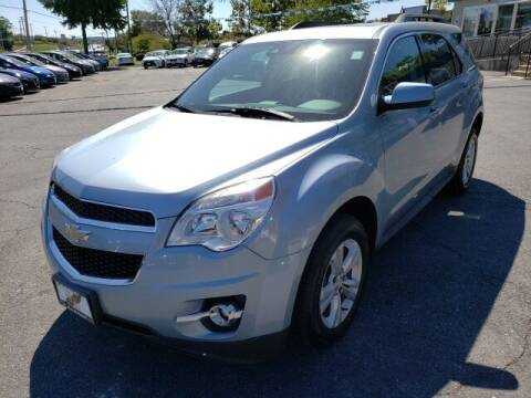 2015 Chevrolet Equinox for sale at Hi-Lo Auto Sales in Frederick MD