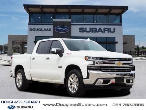 2019 Chevrolet Silverado 1500 for sale at Douglass Automotive Group - Douglas Subaru in Waco TX