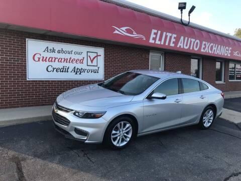 2018 Chevrolet Malibu for sale at Elite Auto Exchange in Dayton OH