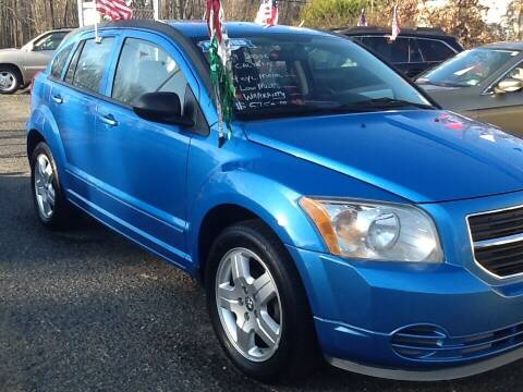 2009 Dodge Caliber for sale at Lance Motors in Monroe Township NJ
