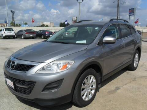 2010 Mazda CX-9 for sale at Talisman Motor City in Houston TX