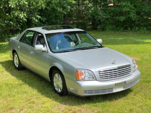 2000 Cadillac DeVille for sale at Choice Motor Car in Plainville CT