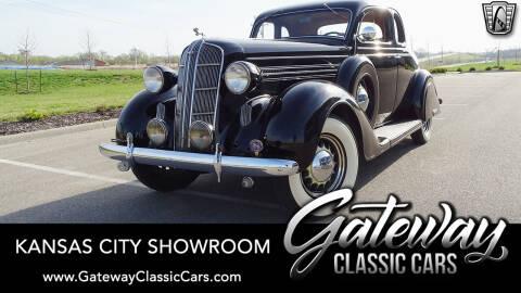 1936 Dodge D200 Pickup