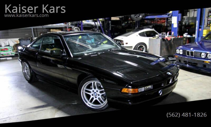 1994 BMW 8 Series for sale in Los Alamitos, CA