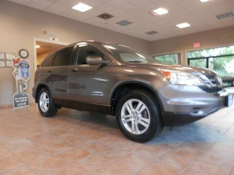 2011 Honda CR-V for sale at ABSOLUTE AUTO CENTER in Berlin CT
