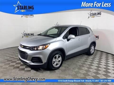 2019 Chevrolet Trax for sale at Pedro @ Starling Chevrolet in Orlando FL