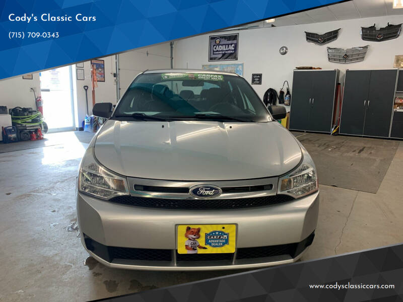 2010 Ford Focus for sale at Cody's Classic Cars in Stanley WI