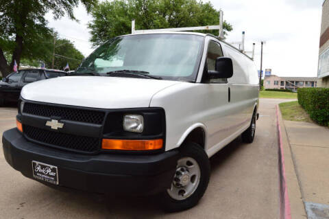 2006 Chevrolet Express Cargo for sale at E-Auto Groups in Dallas TX