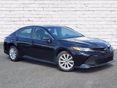 2018 Toyota Camry for sale at Contemporary Auto in Tuscaloosa AL