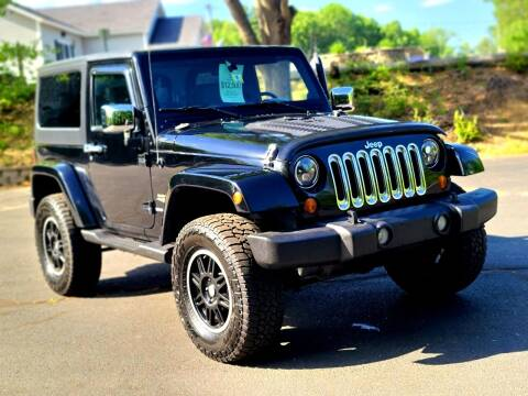 2007 Jeep Wrangler for sale at Flying Wheels in Danville NH
