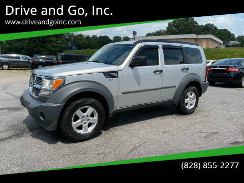 2008 Dodge Nitro for sale at Drive and Go, Inc. in Hickory NC