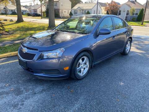 2014 Chevrolet Cruze for sale at Innovative Auto Group in Little Ferry NJ